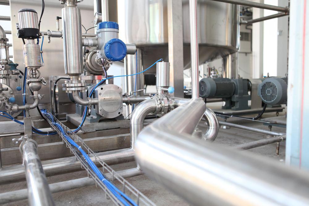 Produksjonsutstyr opprettholder Norges levestandard