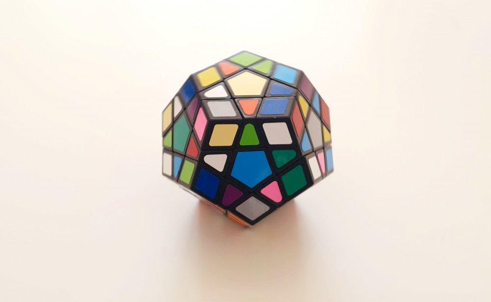 Flotte Rubiks kuber til deg selv eller som gave